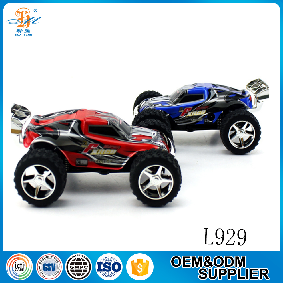 2017 wholesale sales toy 2.4G high speed car racing game for boy