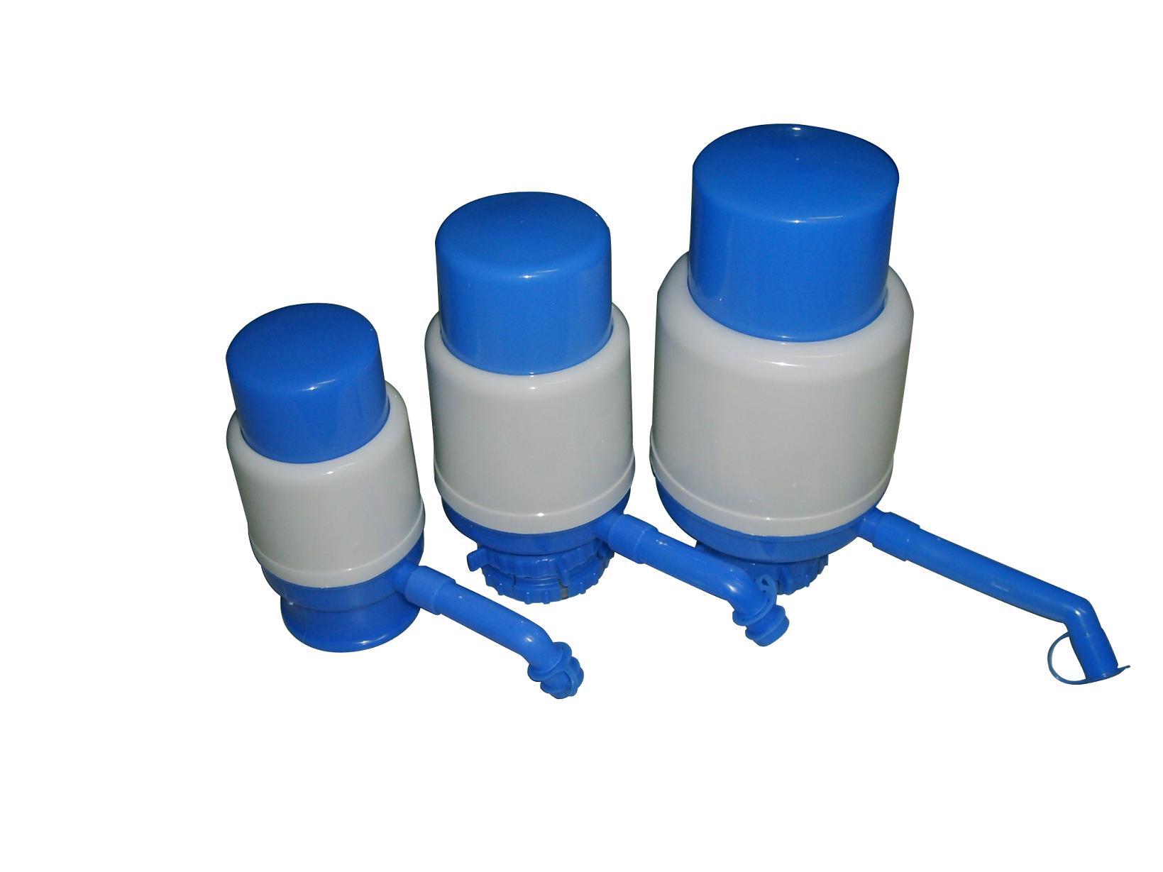 Manual water pump 16