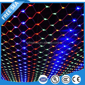 450ledsflashing 8 modle led net timer chaser christmas lights