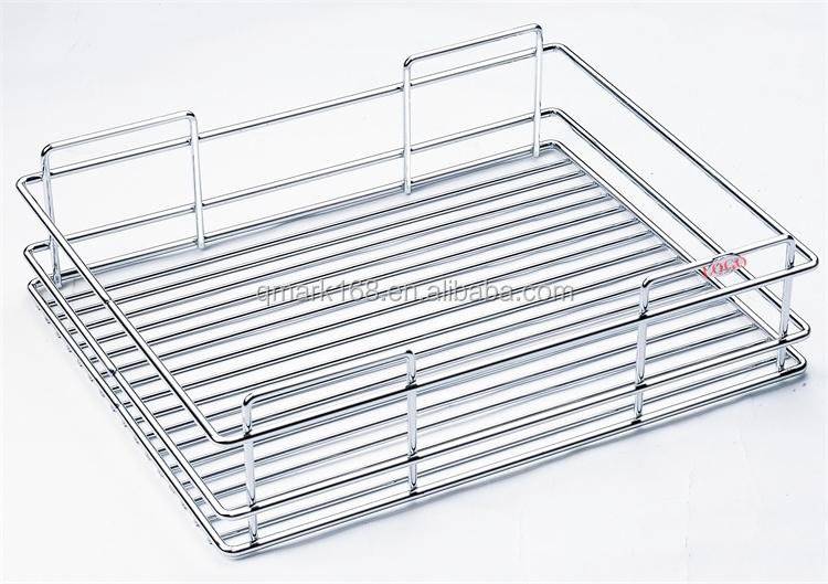 Drahtkörbe für küchenschränke  Metall Küche Kabinett Magic Corner Korb/drahtkorb/pull Out ...
