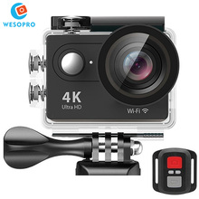 NEW DESIGN H9R REMOTE WIFI 4K best action camera REMOTE ACTION CAMERA