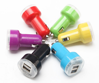 Factory direct sale portable car battery charger for mobile phone