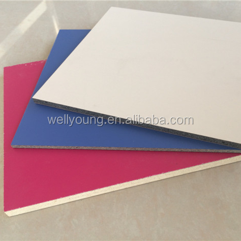 Wellyoung Partition Wall HPL Laminated Mgo Board