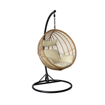 Vintage Large Outdoor Egg Swing Wicker Hanging Basket Chair Philippines  Price