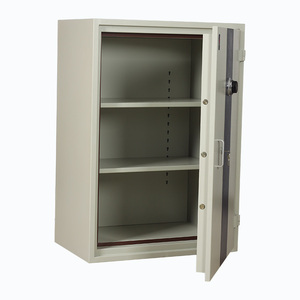 1 hour fire resistant double lock chemical laboratory safety storage cabinet