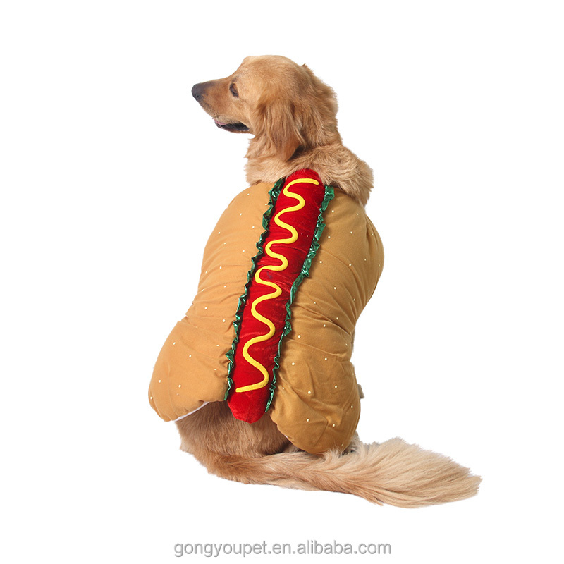 Ventes Directes d'usine De Cosplay Déguisement de Hot Dog