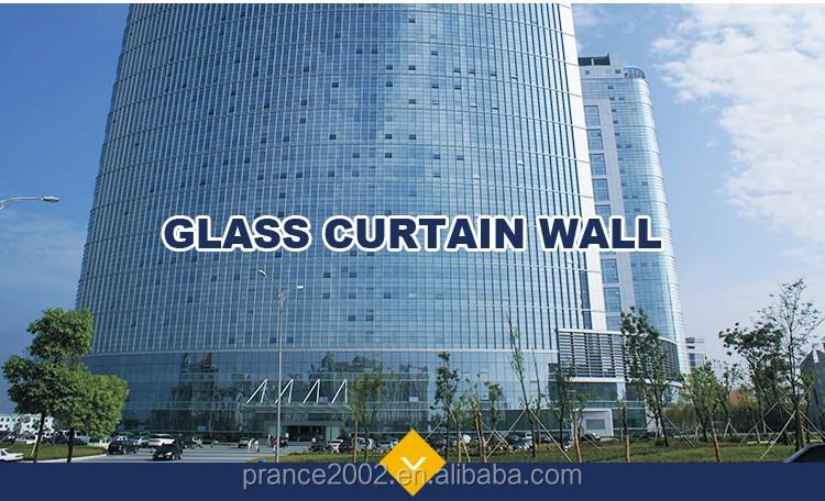 China Good Price Aluminum Curtain Wall Manufacturers ...