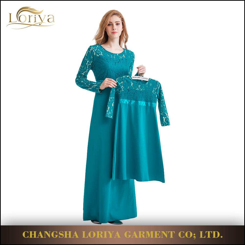 High Quality Top Sell Lace Abaya Kaftan Arab Jalabiya Dubai Fashion ...