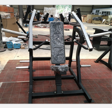 Life Fitness Commercial Strength อุปกรณ์ ISO-ด้านข้าง Super Incline Press EM907/คลับใช้