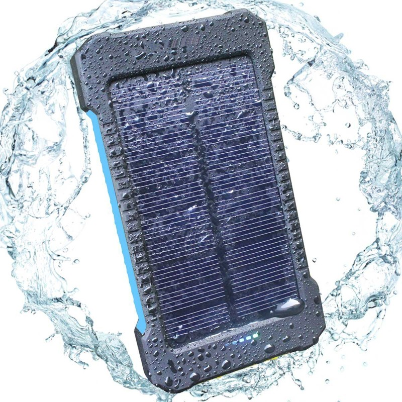 For Iphone 7 Plus Wrist Band Solar Power Bank 90000 Mah