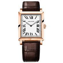 AGELOCER швейцарские часы женские роскошные Брендовые Часы кварцевые наручные часы модные стальные часы для дайвинга 50 м повседневные часы ...(Китай)