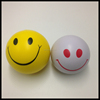 high density smile face anti stress ball/handballs