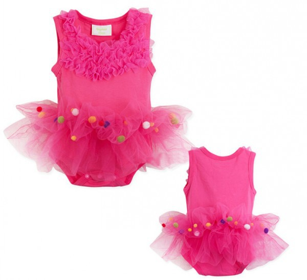 f5a45c3e128f Buy Fashion Cute Infant Lace Sleeveless Vest Rompers Dress Baby ...