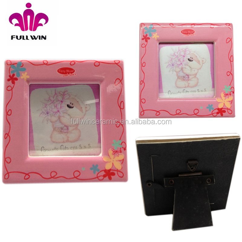 80 mm Mini wholesale ceramic frame photo