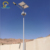 Outdoor ip66 led motion sensor solar street light with pole