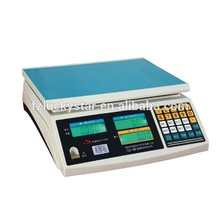 acs series 15KG 30KG Digital Price Computing Scale