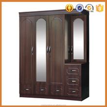 fbrica al por mayor de la muestra modulares kerala armario dormitorio de madera