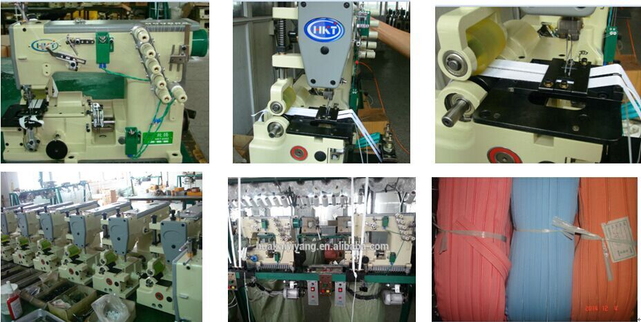 nylon zipper sewing machine