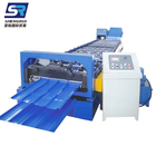 Professional Factory Foof Panel Tile Plate Roll Forming Machine for Aluminium Roofing Sheet