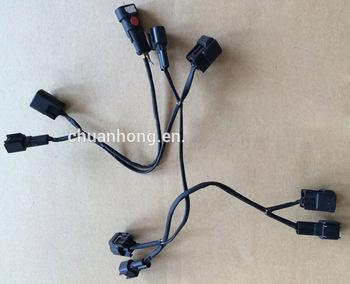 Kawasaki Yamaha Quickshifter Loom Adapter Wiring Harness Kit Factory on