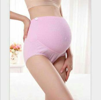 47656621131d wholesale Sexy Pregnant women comfortable underwear maternal care belly  pantties maternity underwear