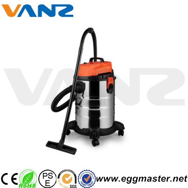 30L dry and wet vacuum cleaner