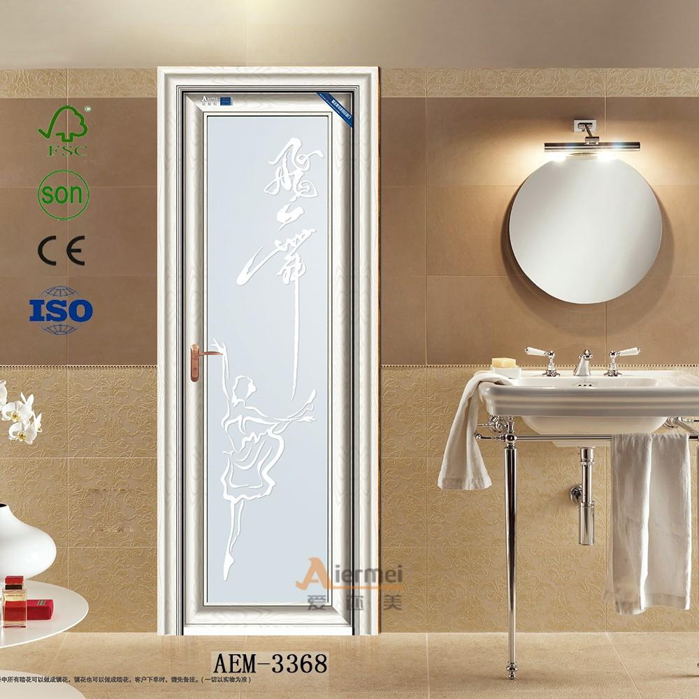 puerta de aluminio puertas interiores modernos para ba o