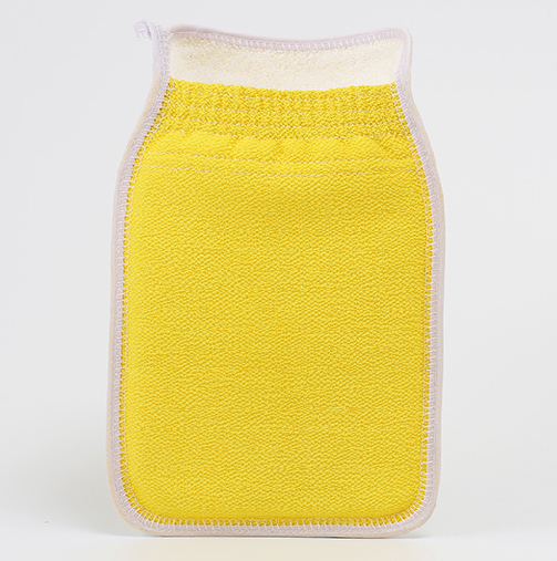 LAOTANG high grade double-layer thickening exfoliating mitt
