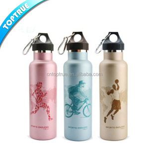 304 stainless steel vacuum flask / alkaline water flask / nano energy flask