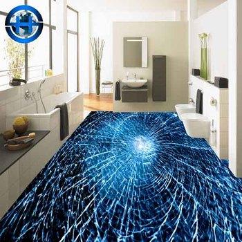 Marbre Bleu 3d Carrelage Pour Les Modèles De Salon