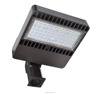 DLC shoe box LED area light 50w shoebox parking area light retrofit 150w metal halide shoebox light