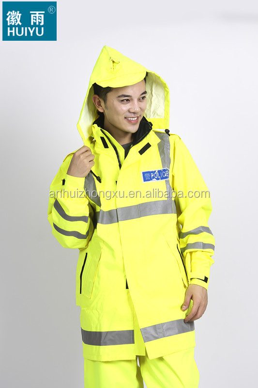 classic biggest discount variety of designs and colors Oem Reflective Workwear Raincoat Industrial Rainwear Waterproof Windproof  190t Oxford Fabric Rainwear Fabric - Buy Industrial Rainwear,Rainwear ...