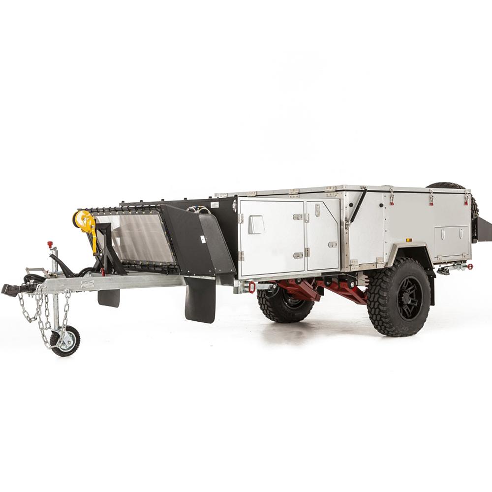 Finden Sie Hohe Qualität Luxus Falten Wohnmobil Anhänger Hersteller ...
