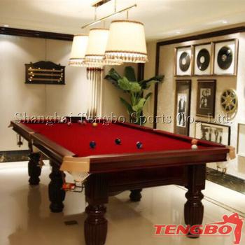 famille usage domestique amricain table de billard moderne piscine tables vendre