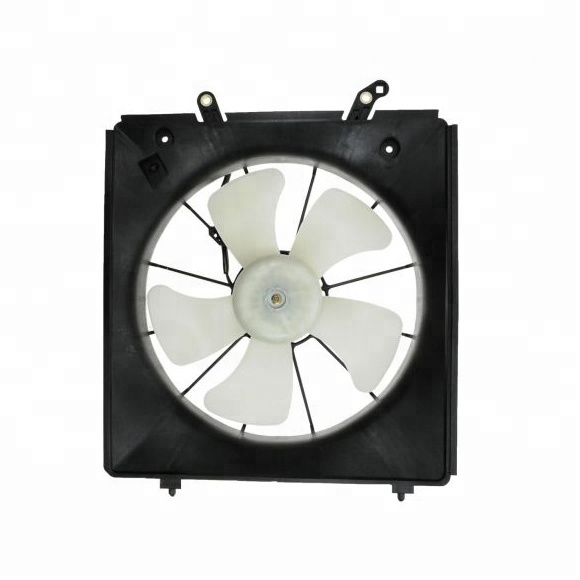 Denso Type Radiator Cooling Fan For 2003-2007 Honda Accord 2.4L 4Cyl Engine