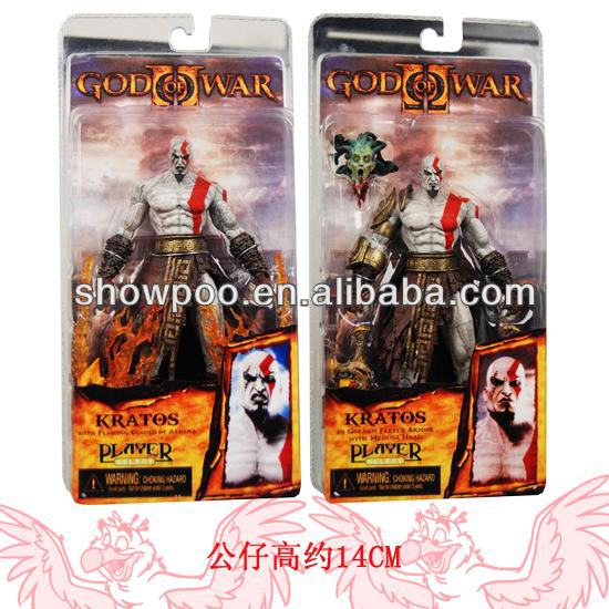God of War Figure Anime Figure Wholesale Fashion Anime Cos Hot and New Style God of War Figure