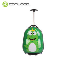 Small Suitcase Set Cute Cartoon Abs Kids Hard Shell Luggage