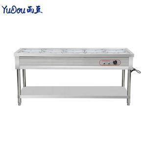 wholesale price stainless steel buffet restaurant display food warmers