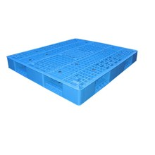 Heavy Duty HDPE Large Stackable Double Face Plastic Pallet
