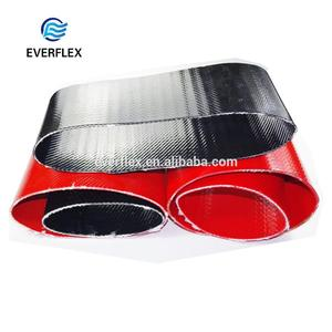 Cheap bendable excellent tensile strength farm Thermoplastic polyurethane layflat hose manufacturer factory sale