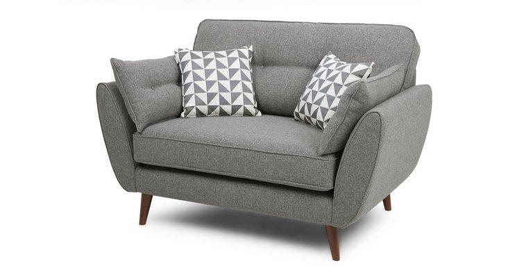 Modern Design Love Seat Fabric Sofa Bedroom Furniture Volex Buy