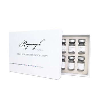 Reyoungel hyaluronic acid privatel label crystal injection serum of 3.5ml ampoules
