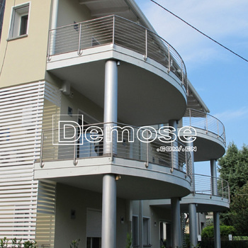 Cement Stainless Steel Balcony Railing Designs - Buy ...