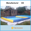 0.9mm Fabric Inflatable Pool For Outdoor Activity