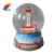 Cheap Decoration Custom Christmas Resin Snow Globe Souvenir