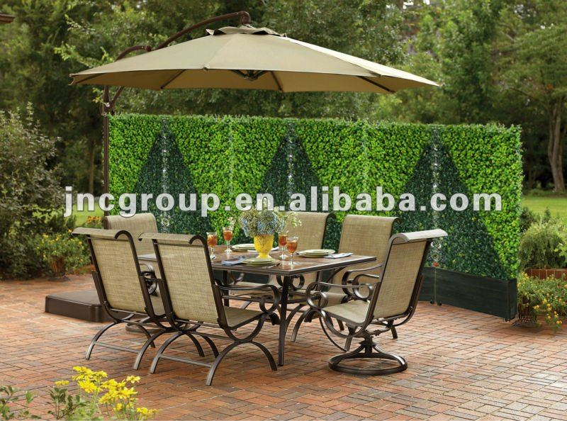 Outdoor plastic plants artificial boxwood for swimming-pool and yard