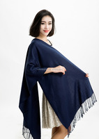 2016 new style Big Size Mongolia Cashmere Shawl fashion scarf knitted cashmere shawl