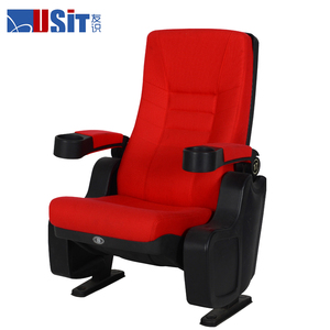 USIT UA630 New comfortable movie theater seats,3d 4d 5d 6d cinema theater movie motion chair seat,China foshan cinema chairs