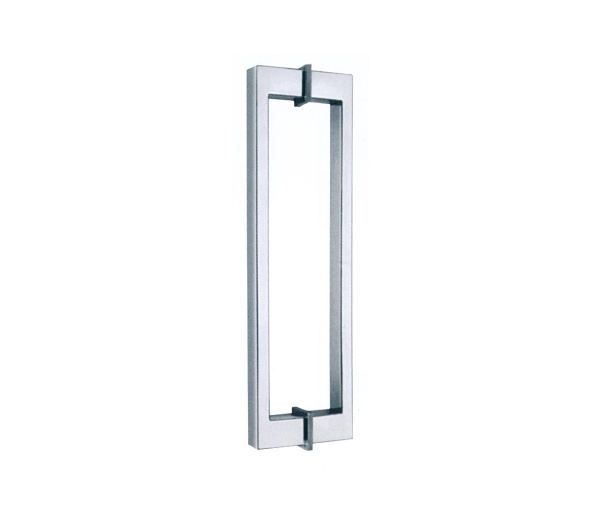Puerta de vidrio manija para el ba o dms h017 tiradores for Manija para taza de bano