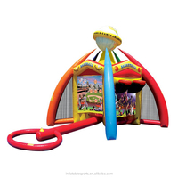 high quality World Sport Games - Light Weight inflatable games/ colorful inflatable sports game